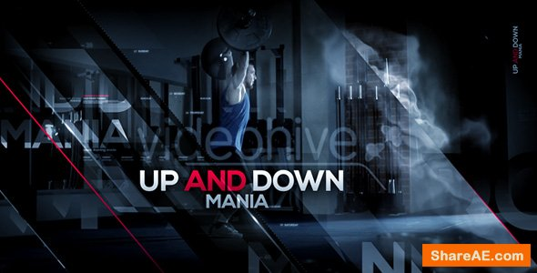 Videohive Fitness - Broadcast Pack