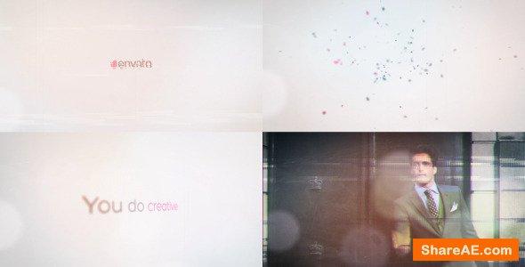Videohive Glitch One - A Quick Glitchy Logo Reveal