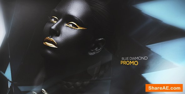 Videohive Blue Diamond Promo