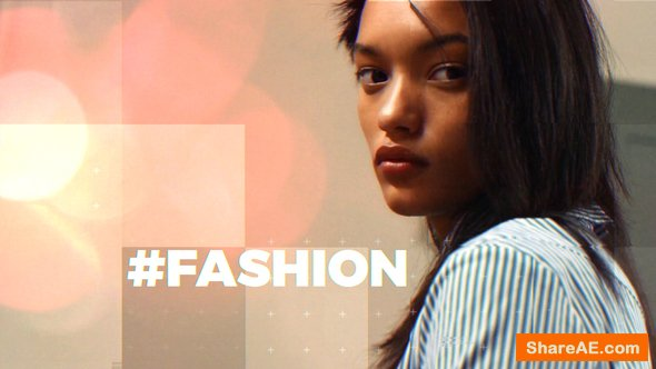 Videohive The Fashion 22661893