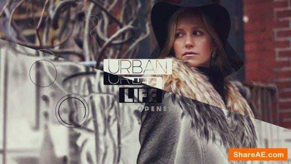 Videohive Urban Life Opener