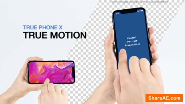 Videohive Phone X App Promo