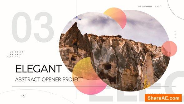 Videohive Elegant Opener 20743752