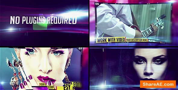 Videohive Promote Your Event v2