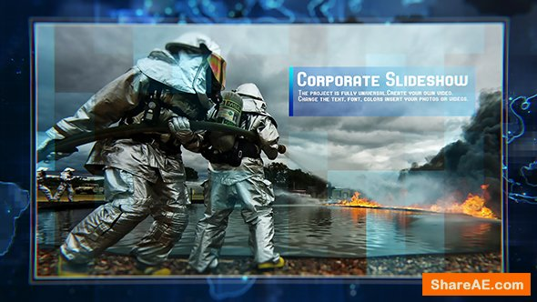 Videohive Corporate Slideshow 19355977