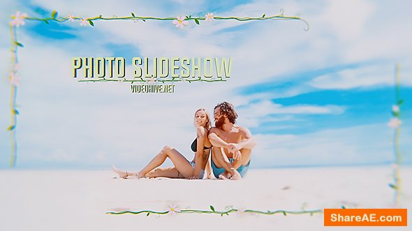Videohive Photo Slideshow 20126553