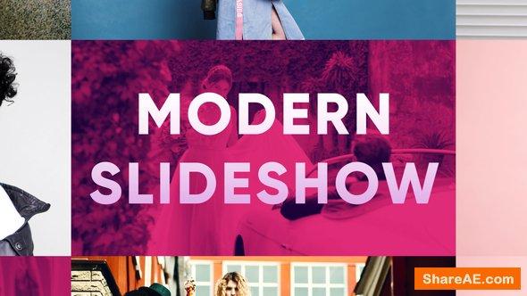 Videohive Modern Slideshow 22650711