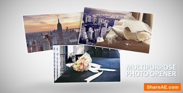 Videohive Multipurpose Photo Opener