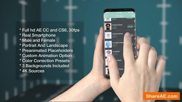 Videohive Smartphone App Promo