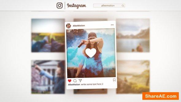 Videohive Instagram Promo 21910279