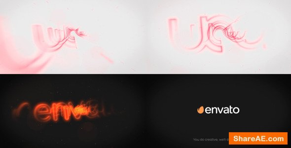 Videohive Silhouette Reveal - A Quick Clean Logo Sting
