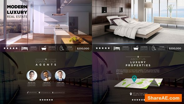 Videohive Modern Real Estate