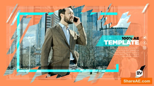 Videohive Modern Corporate Slideshow1
