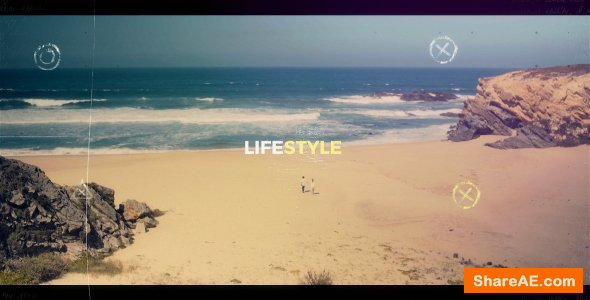 Videohive Lifestyle | Opening Titles