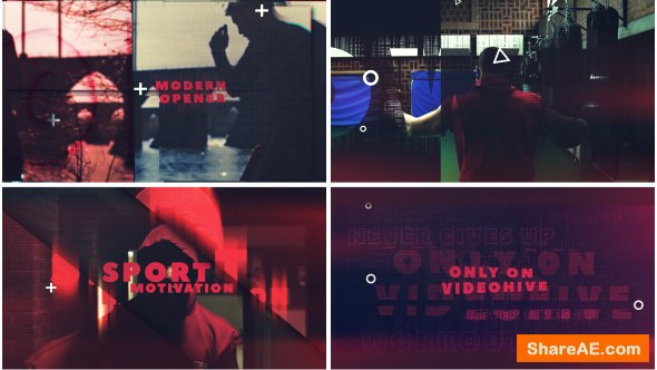 Videohive Action Promo 17599212