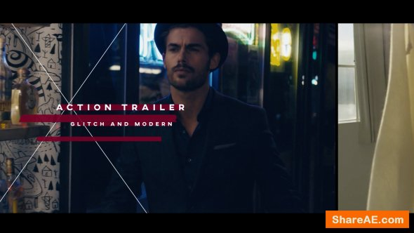 Videohive Action Trailer 19545527