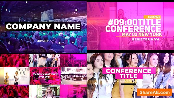 Videohive Event Opener 21583783