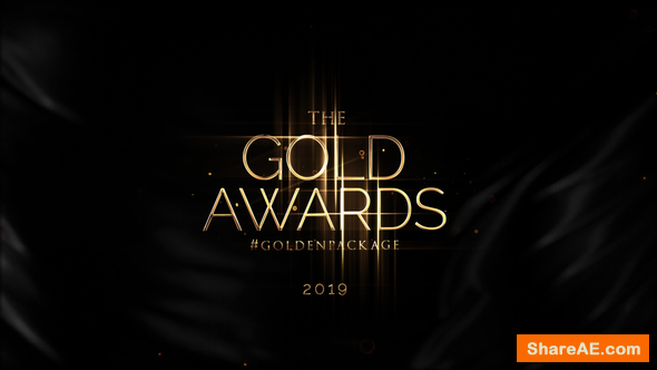 Videohive Gold Awards Package