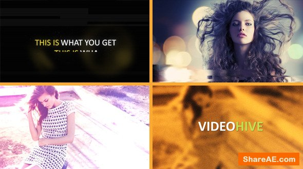Videohive Dynamic Fast Slides