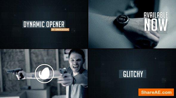 Videohive Dynamic Opener 10050247