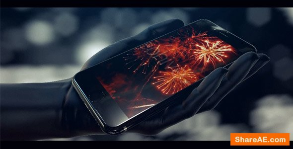 Videohive Phone Reveal