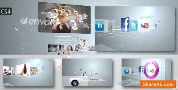 Videohive Multi Logo Intro