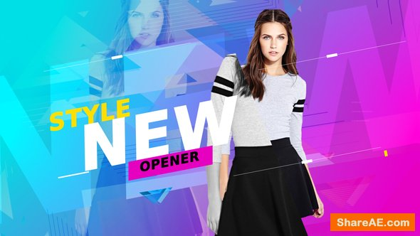 Videohive Style Opener