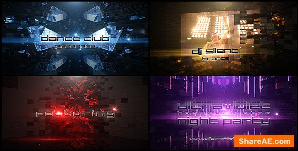 Videohive Club Event Promo 9015973