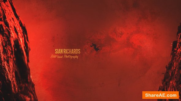 Videohive Red Mist