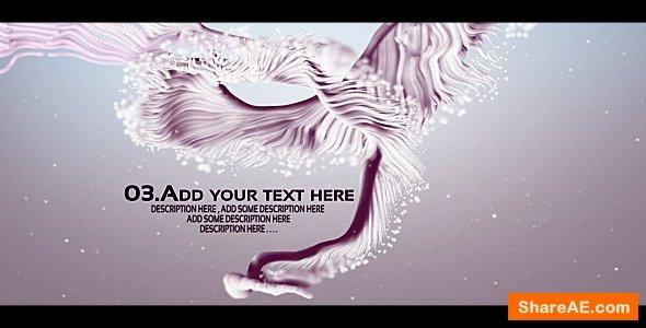 Videohive Romantic Intro Texts