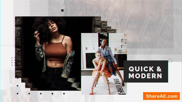 Videohive Quick & Modern