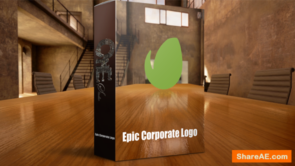 Videohive Epic Corporate Logo