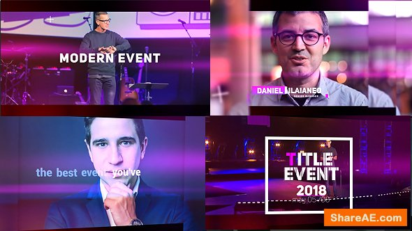 Videohive Modern Event