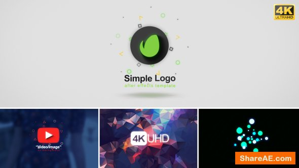Videohive Simple Logo Reveal 20503271