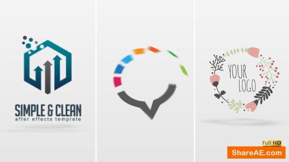 Videohive Simple Clean Logo
