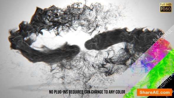 Videohive Particle Trail Reveal