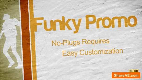 Videohive Funky Promo