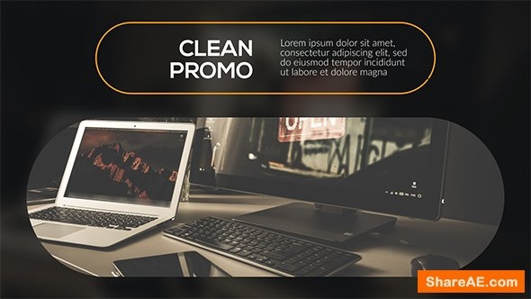 Videohive Corporate Presentation 21229364