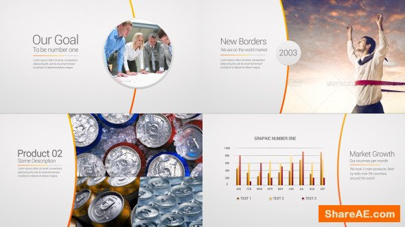 Videohive The Arc - Corporate Video Presentation