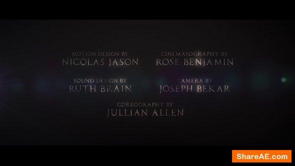 Videohive Cine Title V.1