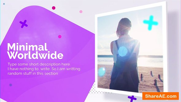 Videohive Fancy Minimal Presentation