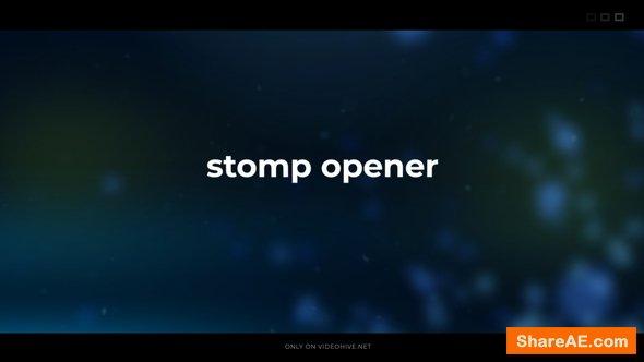 Videohive Stomp Opener 21891429