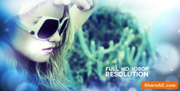 Videohive Fashion - Out Of Focus