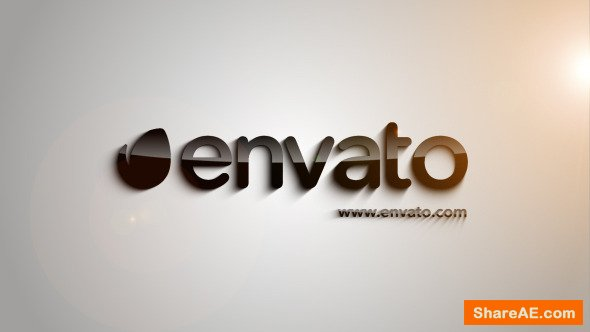 Videohive Clean Part Logo