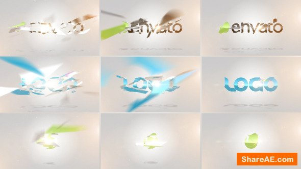 Videohive Clean Triangle