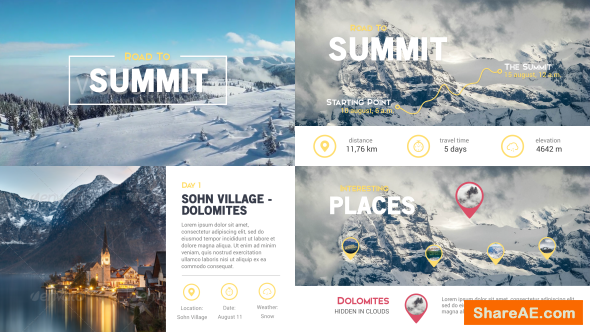 Videohive Your Travel