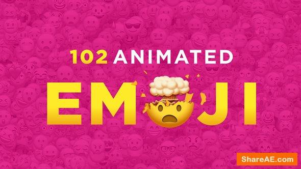 Videohive Emoji