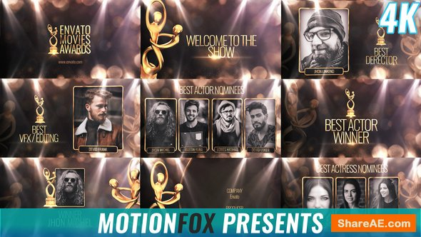 Videohive Awards Show 22379467