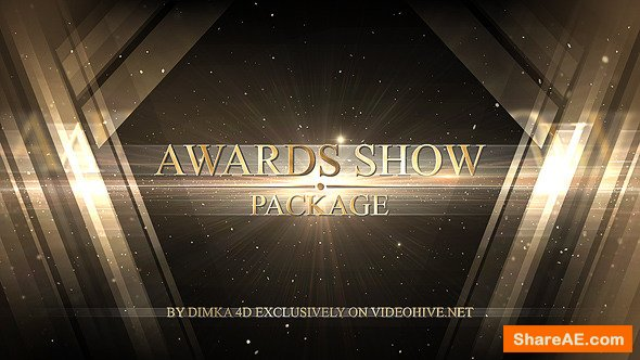 Videohive Awards 12008669