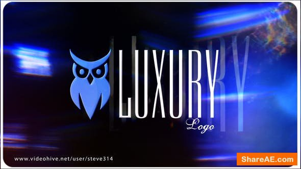 Videohive Luxurious Logo